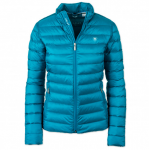 Ariat ® Ladies Ideal Down Jacket Atomic Blue