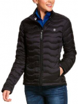 Ariat ® Ladies Ideal 3.0 Down Jacket Black
