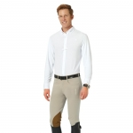 ROMFH Men's Argento Euro Seat Breeches