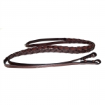 Nunn Finer Rubber Infused Laced Reins